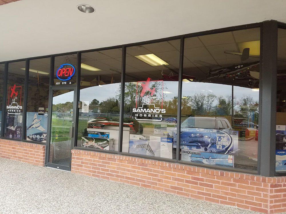 Samano's Storefront