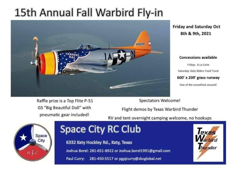 Space City Warbird FlyIN